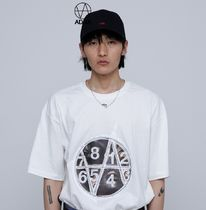 EXO着用【ADNA】ADNA face Tee (white/black)