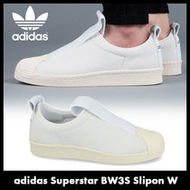 日本未発売☆adidas Wmns Superstar BW3S Slipon スリッポン