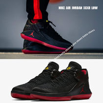 NIKE★AIR JORDAN XXXII LOW★LAST SHOT★BLACK/GYM RED