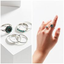 【Urban Outfitters】Southwestern Ring Set リングセット