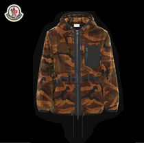 2018-19AW MONCLER CAMO迷彩パイルパーカー ミラノ本店買付