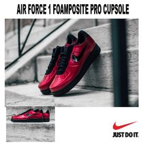 """""""NIKE"""" エア フォースワン AIR FORCE 1 FOAMPOSITE PRO CUPSOLE"""