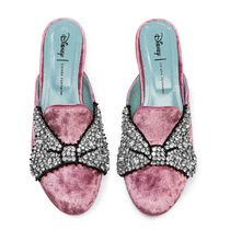 Minnie Mouse Bow Mules for Women by Chiara Ferragni -