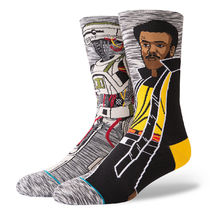 Lando Calrissian and L3-37 Socks by Stance for Adults -