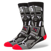 Darth Vader Socks for Adults by Stance