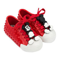 Mickey Mouse Studded Sneakers for Kids by Melissa