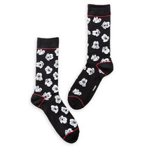 Mickey Mouse Expressions Socks - Adults