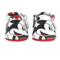 Mickey Mouse Moccasins for Baby by Freshly Picked