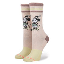 Minnie Mouse Vintage Socks for Adults by Stance