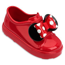 Minnie Mouse Sneakers for Toddlers by Melissa