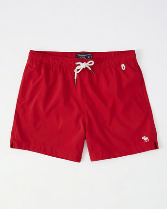 Abercrombie & Fitch Classic Icon Trunks Short