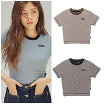 SCULPTOR(スカルプター) Tシャツ・カットソー 日本未入荷SCULPTORのSTITCHED CROP TEE 全3色