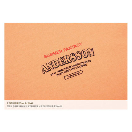ANDERSSON BELL Tシャツ・カットソー ★ANDERSSONBELL★Tシャツ★正規品/韓国直送料込★人気(4)
