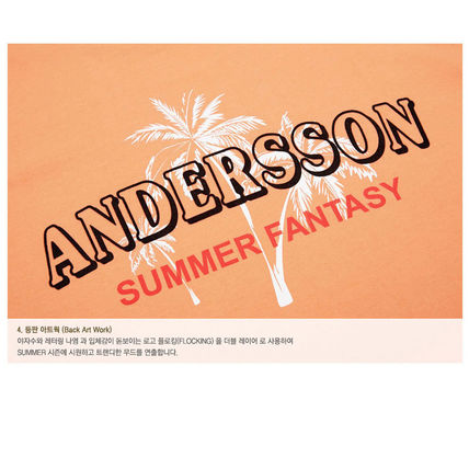 ANDERSSON BELL Tシャツ・カットソー ★ANDERSSONBELL★Tシャツ★正規品/韓国直送料込★人気(6)