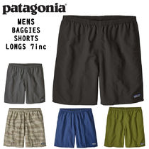即納 PATAGONIA BAGGIES SHORTS 7in ハーフパンツ バギーズ