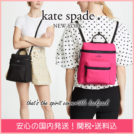 a989b54c7d9b kate spade new york バックパック・リュック  国内発送 that s the spirit convertible