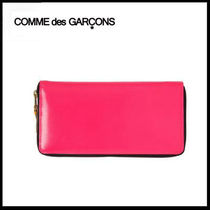 COMME des GARCONS(コムデギャルソン) 長財布 (コムデギャルソン) 長財布 PINK SA0110SF