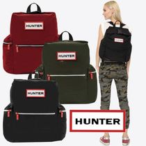 HUNTER(ハンター) バックパック・リュック HUNTER☆ハンターのバックパックリュックTop Clip Backpack