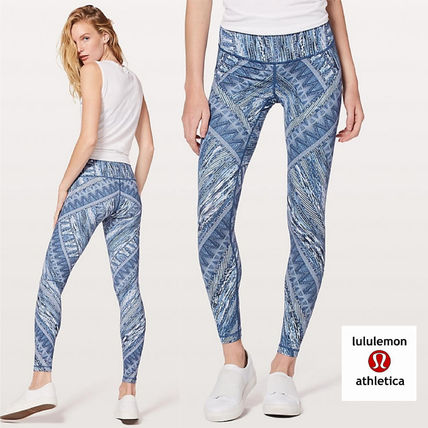 lululemon フィットネスボトムス Nulux素材!ハイウエスト★Wunder Under Hi-Rise Tight  Nulux