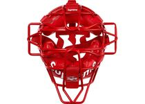 2018 SS Supreme X Rawlings Catcher's Mask / (RED)