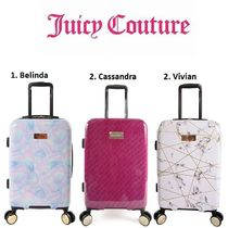 """JUICY COUTURE 21""""スーツケース-機内持ち込みサイズ-3カラー"""