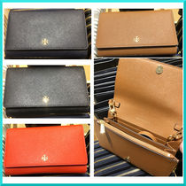 4色展開☆Tory Burch(トリーバーチ) EMERSON 2WAY Chain Wallet