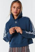 Urban Outfitters取り扱い☆adidas クロップドスエットパーカ
