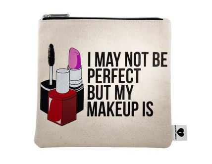 SEPHORA メイクポーチ Sephora★Breakups To Make Up Bag メイクポーチ 2種類(4)