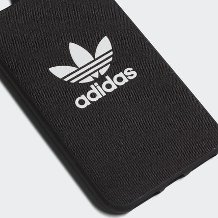adidas iPhone・スマホケース 最新18SS☆adidas☆snapC Black/Blue iPhone 8 CJ6178/CJ6177(3)