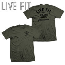 【送料込】LVFT Athletic Goods Tee - Military Green