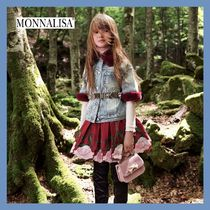 MONNALISA CHIC★Blue Denim ジャケット★4-11Y 関税込