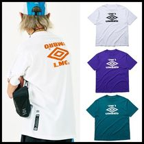 UMBRO(アンブロ) Tシャツ・カットソー ☆ UMBRO ☆ UMB X LMC MIXED DIAMOND LOGO TEE 3色