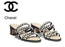 【CHANEL】正規店購入★Mules