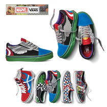 ★VANS KIDS x MARVELコラボ★Old Skool★追跡付 VN0A38HBU3V