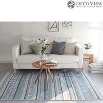 DECO VIEW(デコヴュー) ★Skan Mint Drawing Rug - 145 x 100