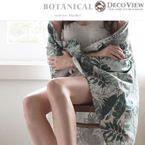 DECO VIEW(デコヴュー) ★Botanical Bio Washing Blanket