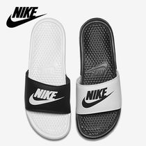 【国内正規品】NIKE BENASSI JDI Mismatch White/Black サンダル