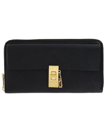 Chloe 長財布 クロエ(Chloe)  Drew  leather wallet  (7)