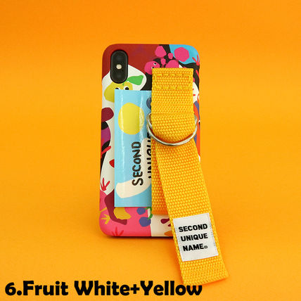 SECOND UNIQUE NAME iPhone・スマホケース 【NEW】「SECOND UNIQUE NAME」 2018 GRAPHIC CARD 正規品(16)