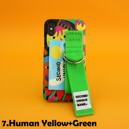 SECOND UNIQUE NAME iPhone・スマホケース 【NEW】「SECOND UNIQUE NAME」 2018 GRAPHIC CARD 正規品(17)