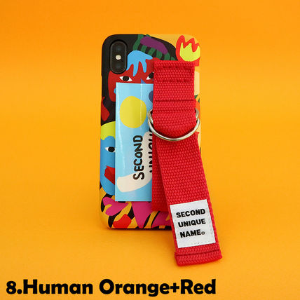 SECOND UNIQUE NAME iPhone・スマホケース 【NEW】「SECOND UNIQUE NAME」 2018 GRAPHIC CARD 正規品(18)