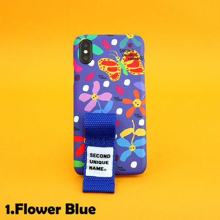 SECOND UNIQUE NAME iPhone・スマホケース 【NEW】「SECOND UNIQUE NAME」 2018 GRAPHIC Finger 正規品(9)