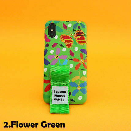 SECOND UNIQUE NAME iPhone・スマホケース 【NEW】「SECOND UNIQUE NAME」 2018 GRAPHIC Finger 正規品(10)