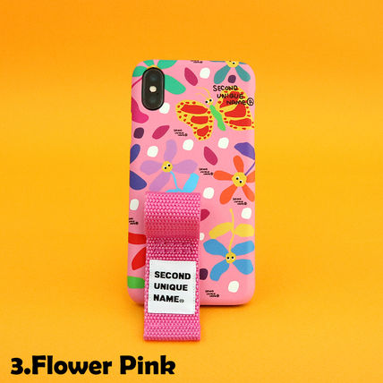 SECOND UNIQUE NAME iPhone・スマホケース 【NEW】「SECOND UNIQUE NAME」 2018 GRAPHIC Finger 正規品(11)
