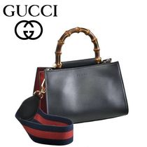 大人気 ☆Gucci☆ NYMPHAEA ミニバッグ NERO/HIBISCUS RED♪