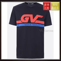 【ジバンシィ】Gv Motocross Cotton T Shirt Multi