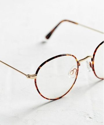 Urban Outfitters メガネ 送関込☆UO☆Kendall Round Readers 2色(4)