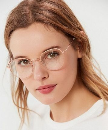 Urban Outfitters メガネ 送関込☆UO☆Kendall Round Readers 2色(7)