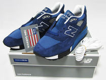 即納可 US限定 New Balance x J.Crew M998 CRATER LAKE 26.0cm