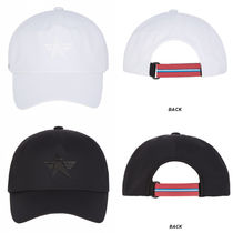 ★STRETCH ANGELS★SA star logo cap/2色